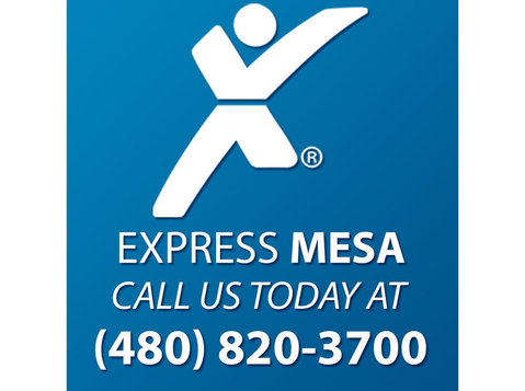 Express Employment Professionals of Mesa AZ - Temporary Employment Agencies
