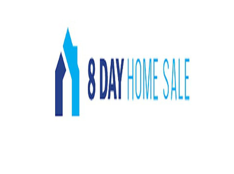 8 Day Home Sale - Financial consultants