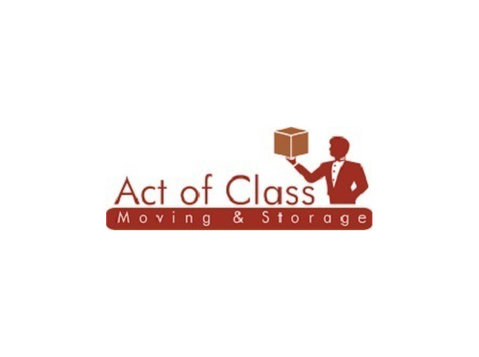 Act of Class Moving & Storage - Removals & Transport