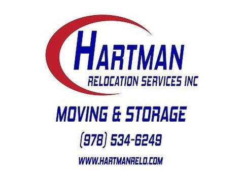 Hartman Relocation Services, Inc. - Storage