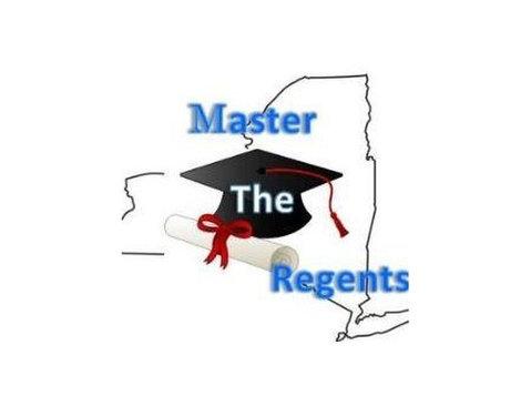 Master the Regents - Business schools & MBAs