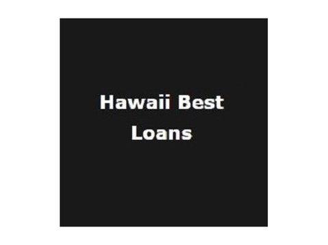 hawaiibestloansllc - Mortgages & loans