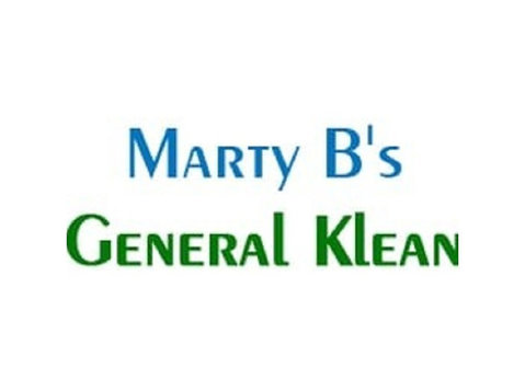 Marty B's General Klean - Cleaners & Cleaning services