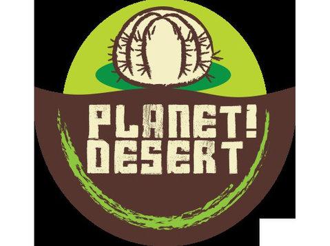 Planet Desert - Gifts & Flowers