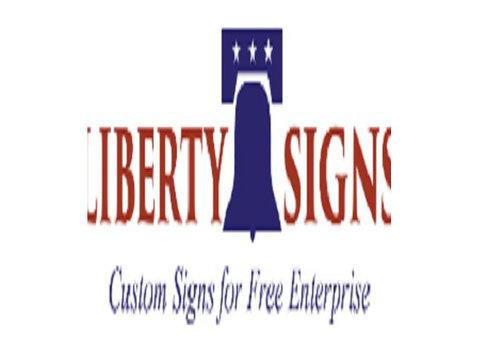 Liberty Signs, Inc. - Webdesign