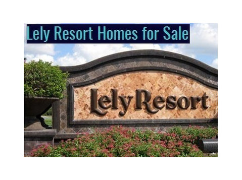 Lely Resort Real Estate - Lely Resort Homes and Condos for S - Rental Agents