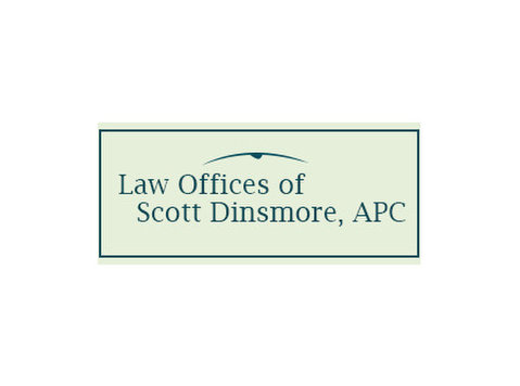 Law Offices of Scott Dinsmore, APC - Lawyers and Law Firms