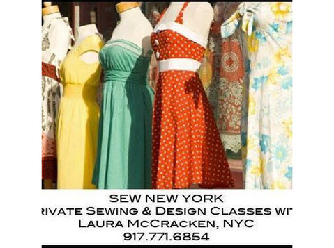 Sew New York - Coaching & Training