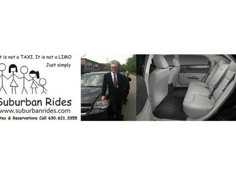 Suburban Rides - Taxi Companies