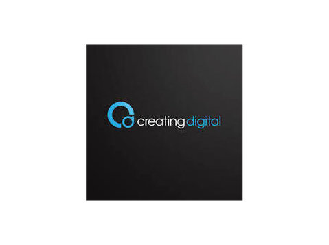 Creating Digital - Webdesign