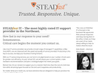 STEADfast IT (1) - Computer shops, sales & repairs