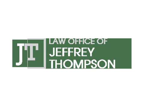 Law Office of Jeffrey Thompson - Lawyers and Law Firms