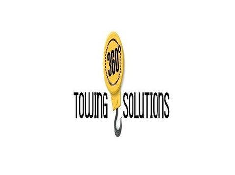 360 Towing Solutions - Car Repairs & Motor Service