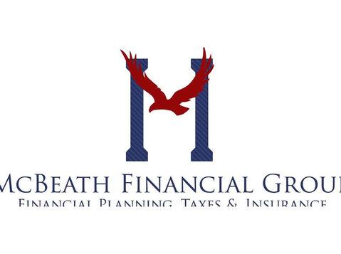 Mcbeath Financial Group - Financial consultants