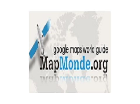 Map Monde - Expat websites