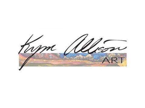 Kym Allison Art - Museums & Galleries