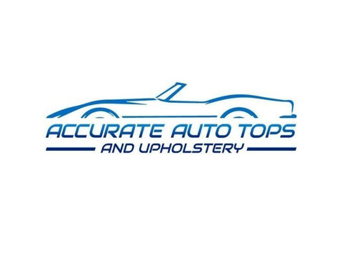 Accurate Auto Tops & Upholstery - Car Repairs & Motor Service