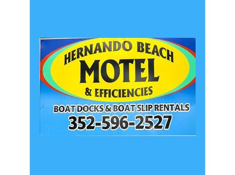 Hernando Beach Motel - Holiday Rentals