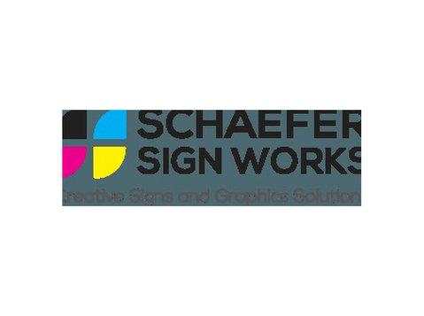 Schaefer Sign Works - Advertising Agencies