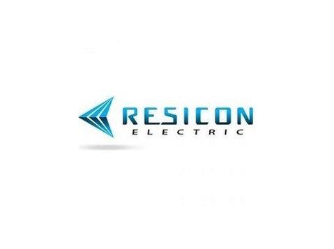 Resicon LLC - Electricians