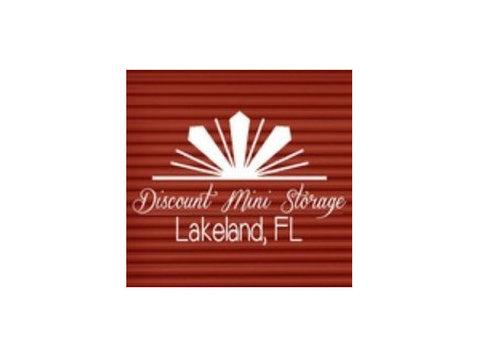 Discount Mini Storage of Lakeland, Fl - Storage