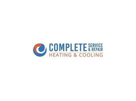 Complete Service & Repair - Plumbers & Heating