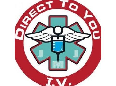 Direct To You Iv - Wellness & Beauty