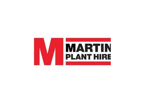 Martin Plant Hire - Construction Services