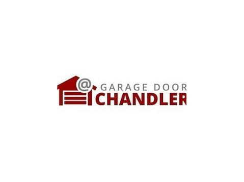 Garage Doors at Chandler - Windows, Doors & Conservatories