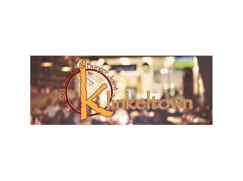 Klinkeltown - Restaurants