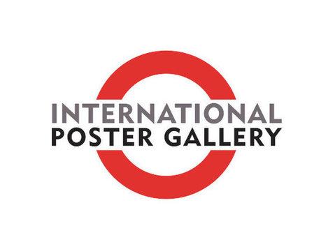 International Poster Gallery - Museums & Galleries