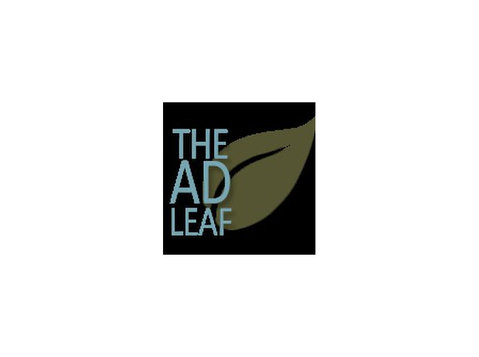 The Ad Leaf - Webdesign