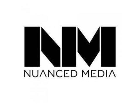 Nuanced Media - Webdesign