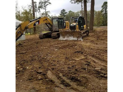 Lake Charles Excavating Services - Construction Services