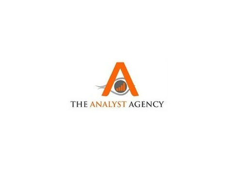 The Analyst Agency - Webdesign