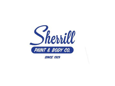 Sherrill Paint & Body Co. - Car Repairs & Motor Service