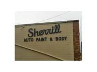 Sherrill Paint & Body Co. (2) - Car Repairs & Motor Service