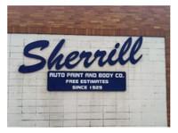 Sherrill Paint & Body Co. (3) - Car Repairs & Motor Service