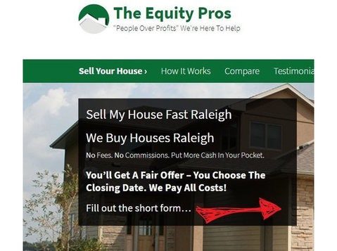 Sell My Raleigh House Fast - Agenzie di Affitti