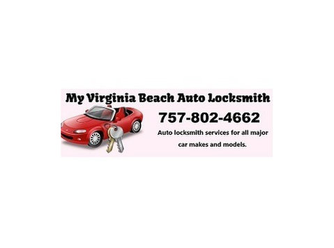 My Virginia Beach-auto Locksmith Virginia Va - Car Repairs & Motor Service