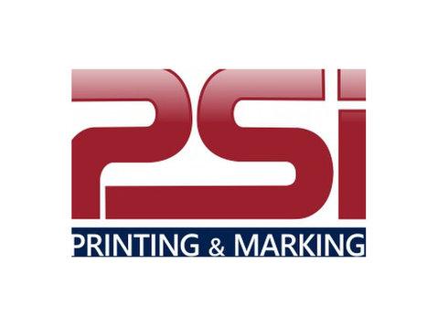 Psi Print Solutions Inc - Print Services