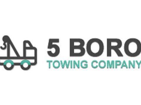 5 Boro Company - Car Transportation