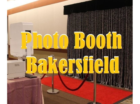 Photo Booth Bakersfield - Photographers