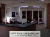 Grisier, Bussey and Kaper Cpas, Llc (2) - Tax advisors