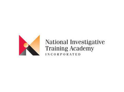 National Investigative Training Academy - Coaching & Training