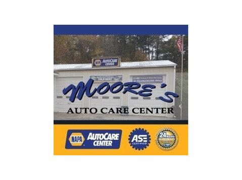 Moore's Auto Care Center - Car Repairs & Motor Service