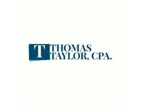 Thomas Taylor CPA - Contabili de Afaceri