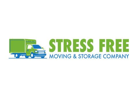 Stress Free Moving & Storage Inc. - Storage