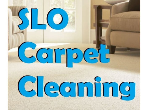 Slo Carpet Cleaning - Cleaners & Cleaning services