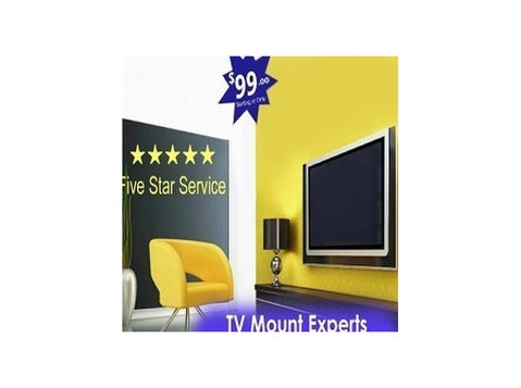 Tv Mounting Services And Installation - Electrical Goods & Appliances